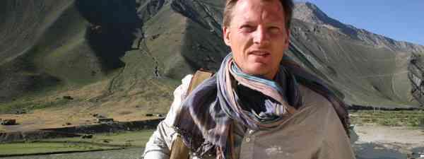 Benedict Allen in Afghanistan (Benedict Allen)