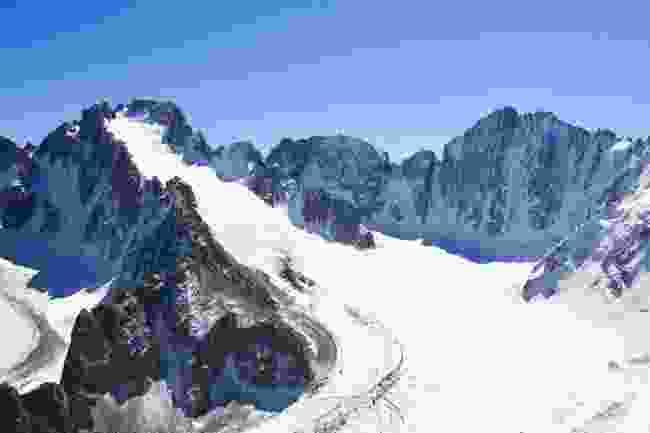 Korona Peak, Ala Archa National Park, Kyrgyzstan (Shutterstock)
