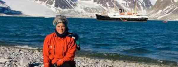 Sara Wheeler, on her arctic adventure