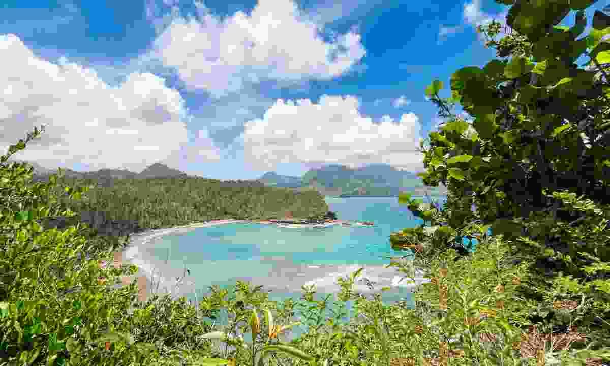 Enjoy relaxing at idyllic Batibou Bay