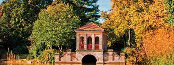 Birkenhead Park, Wirral (Shutterstock)