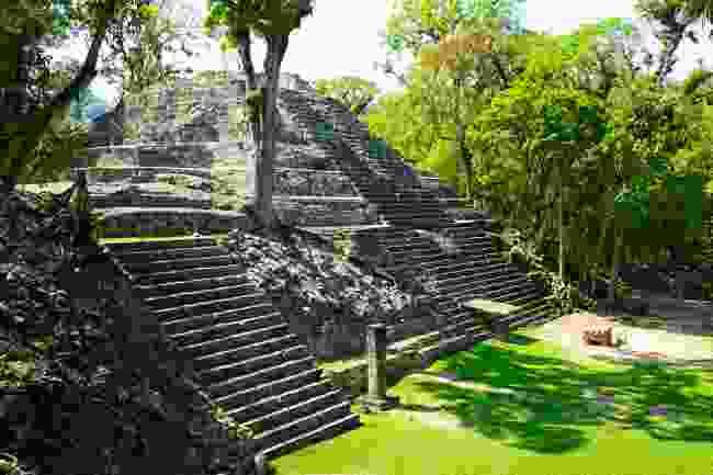 The famous Maya site Copán Ruinas, Honduras (Shutterstock)