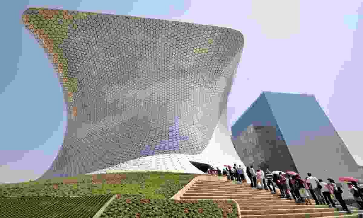The Museo Soumaya (Dreamstime)