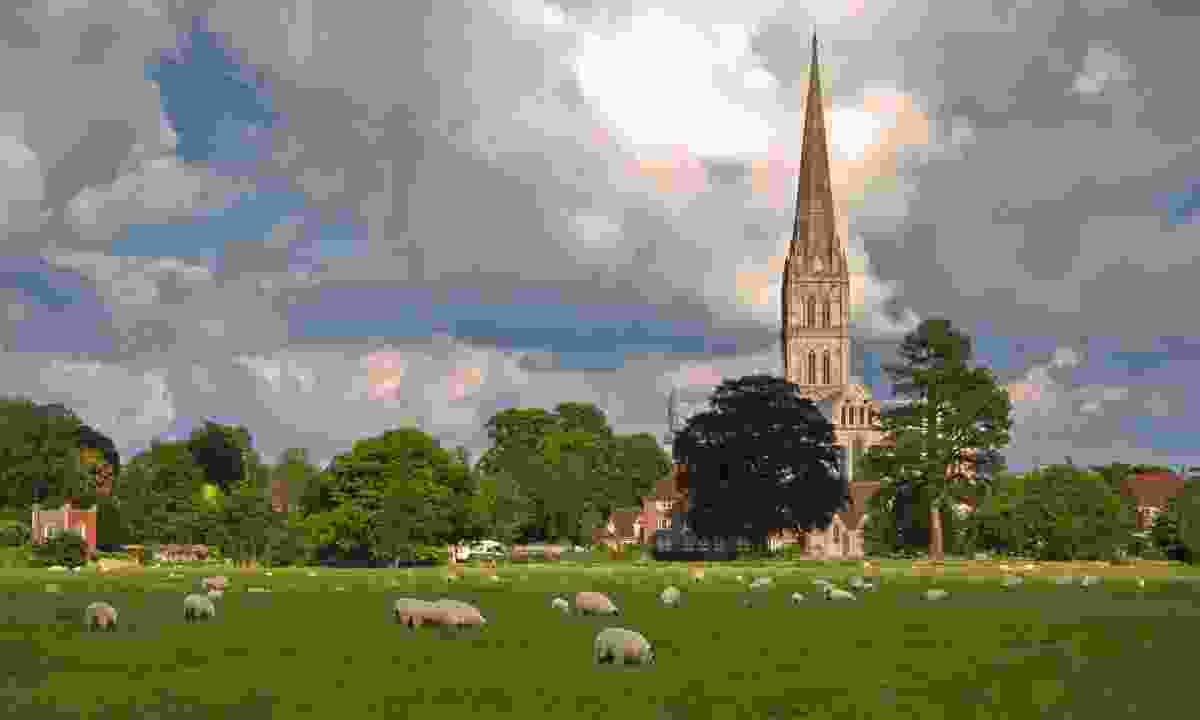 Salisbury Cathedral (Dreamstime)