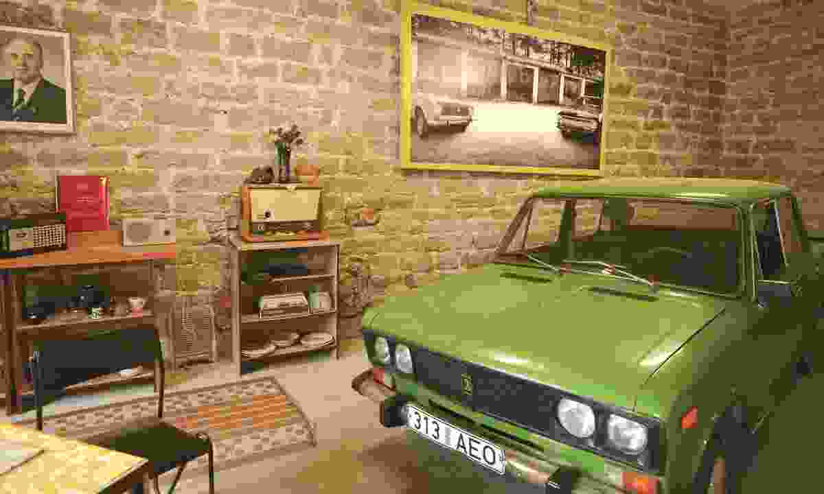Soviet Life Exhibit in Tallinn (Dreamstime)