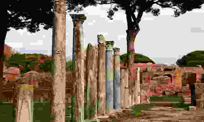 Ruins of Ostia Antica (Dreamstime)
