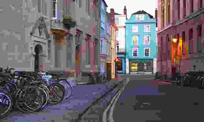 City of Oxford early in the morning (Dreamstime)