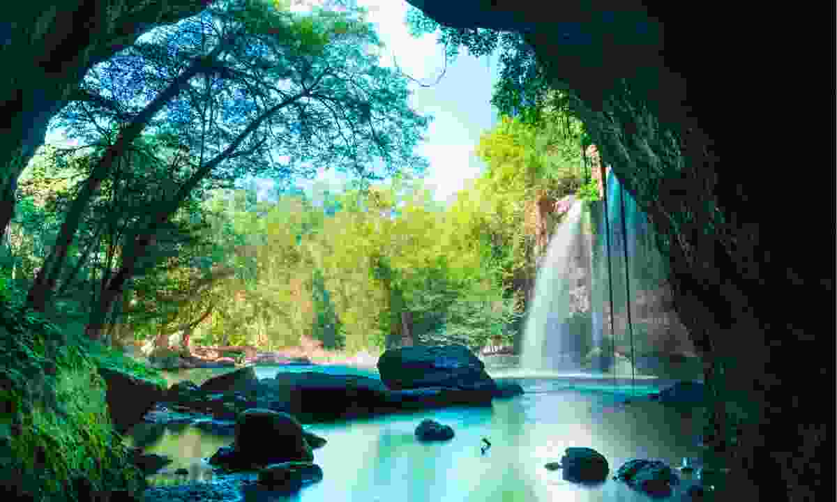 Haew Suwat Waterfall in Khao Yai National Park (Dreamstime)