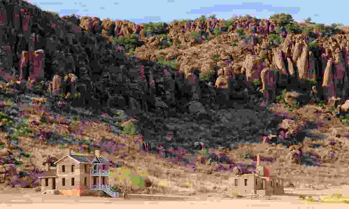 Fort Davis National Historic Site, Alpine, Texas (Dreamstime)