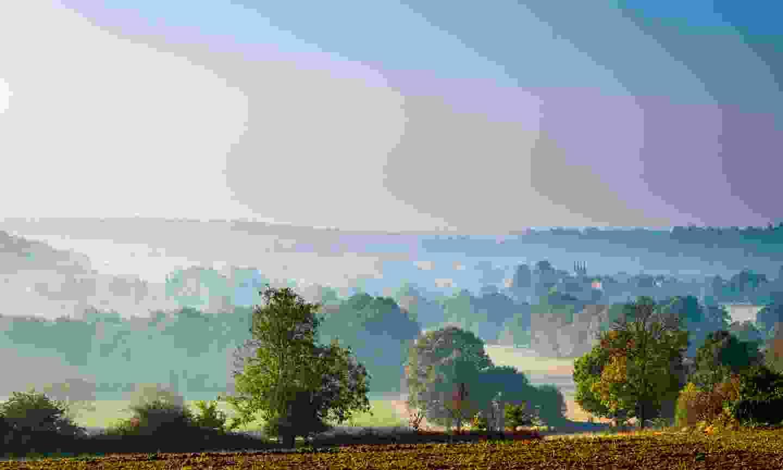 Kent in autumn (Shutterstock)