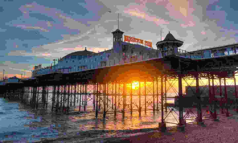 Brighton Pier (Shutterstock)