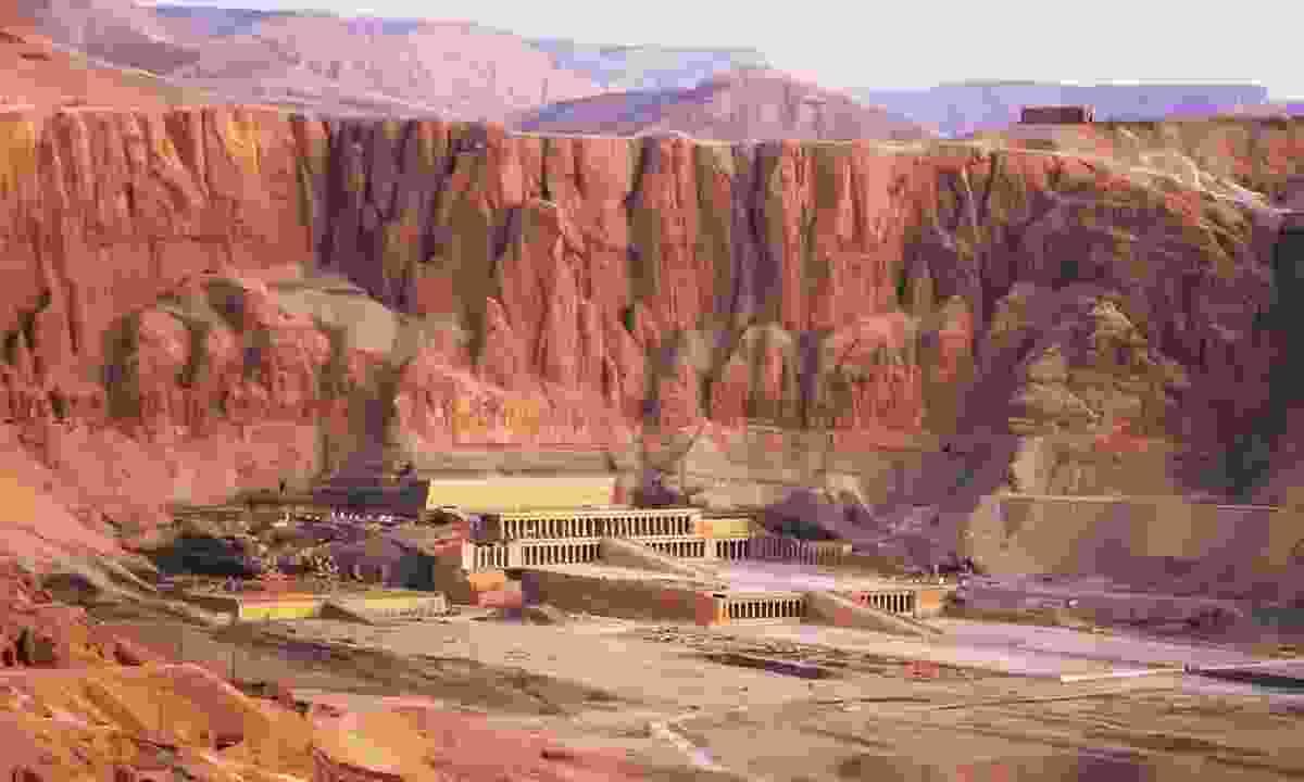 Queen Hatshepsut's temple (Shutterstock)
