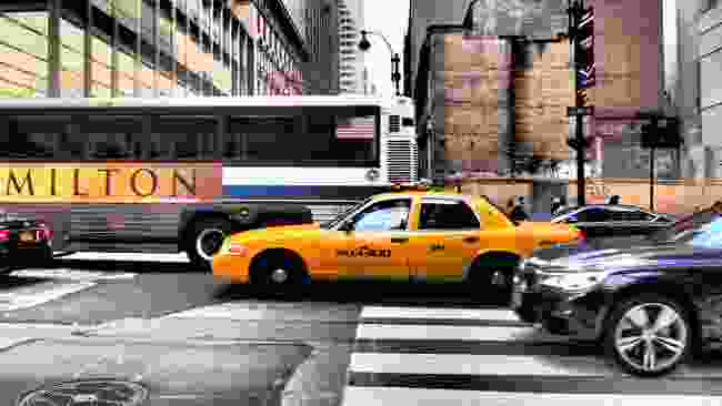 New York streets (Graham Berridge)