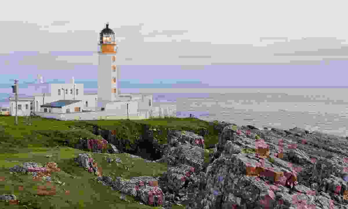 Rua Reidh Lighthouse (Dreamstime)