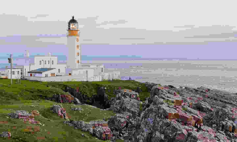 Rua Reidh Lighthouse (Dreamstime)