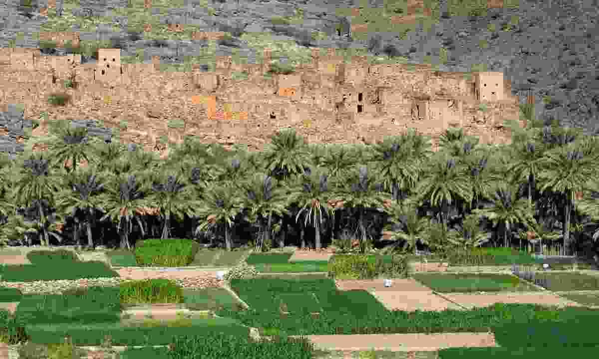 Wadi Ghul, Oman (Dreamstime)