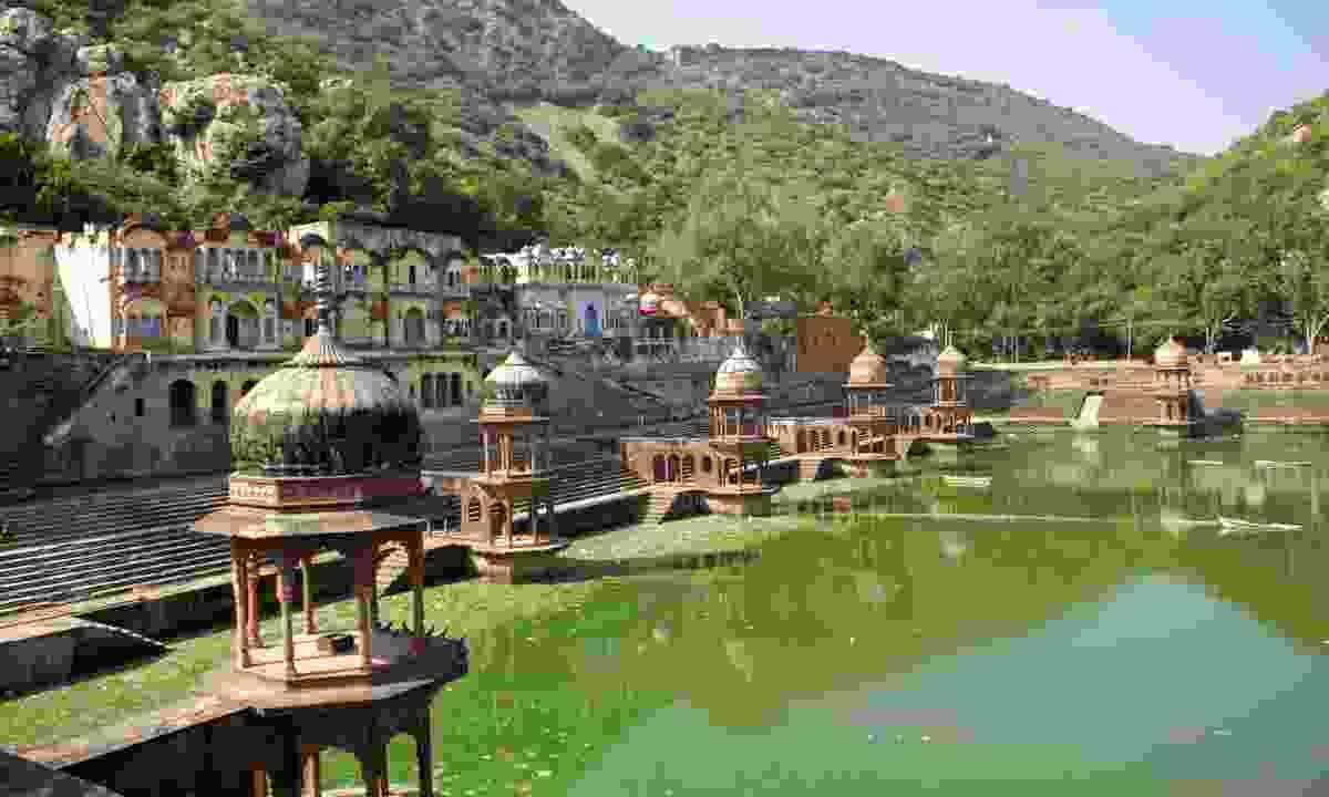 Moosi Maharani Chhatri, Alwar, Rajasthan, India (Dreamstime)