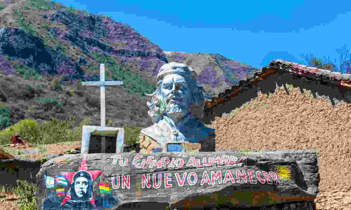 Che Guevara monument (Dreamstime)