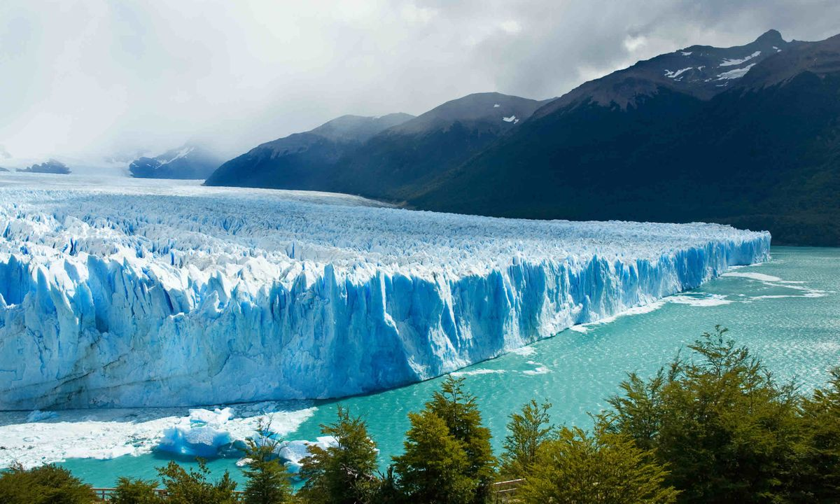 Perito Moreno Glacier (Dreamstime)