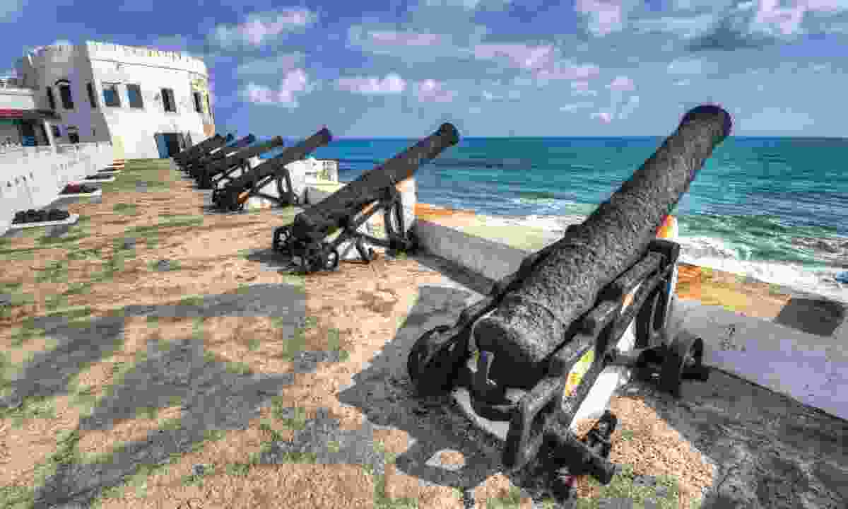 Cape Coast Castle (Dreamstime)