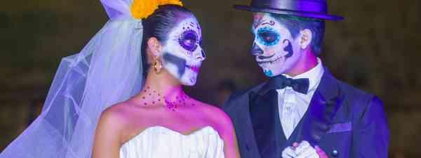 Day of the Dead, Oaxaca, Mexico (Dreamstime)
