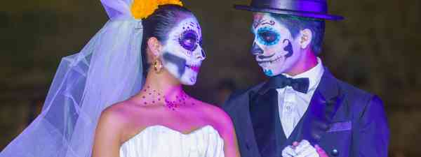 Day of the Dead, Oaxaca, Mexico (Dreamstime)