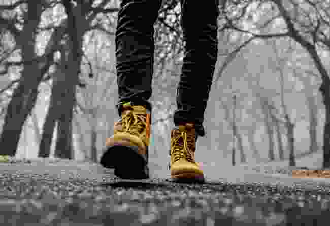 Make sure your boots are made for walkin' (Shutterstock)