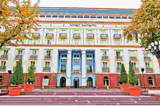 Lotte City Hotel, Tashkent Palace