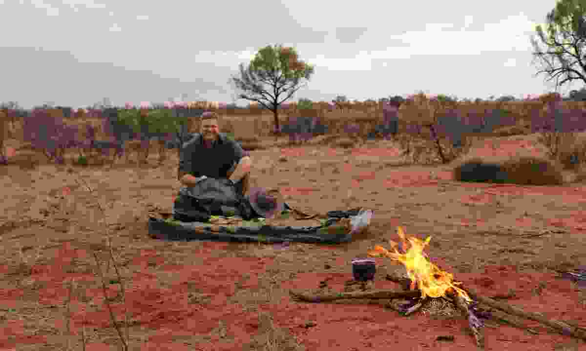 Bushcraft and survival skills in Australia (Tin Can Island)