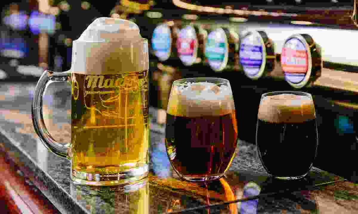 Ølhallen Mack brewery (Marius Fiskum)