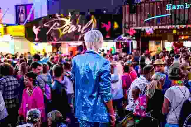 Partying in Hamburg (Lina Zavgorodnia/Shutterstock)