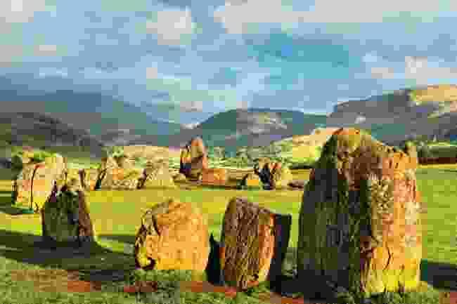 Castlerigg stone circle (Shutterstock)