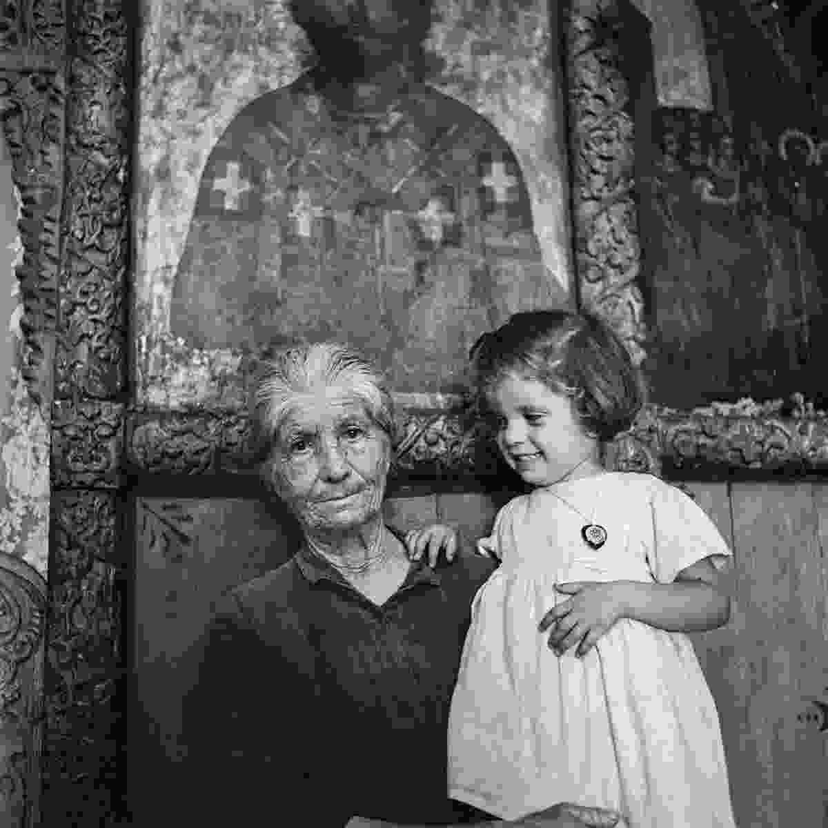 Faces of Mykonos. The Orthodox religion continues to play an important role in the life of the island (Robert A. McCabe)