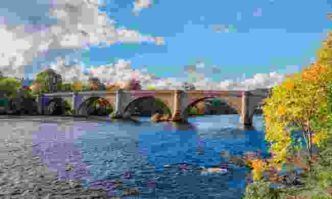 Raft the River Tay (Shutterstock)