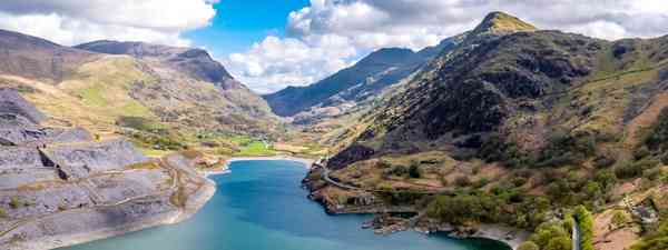 Stunning Snowdonia National Park is just one of the many must-visit places in Wales (Shutterstock)