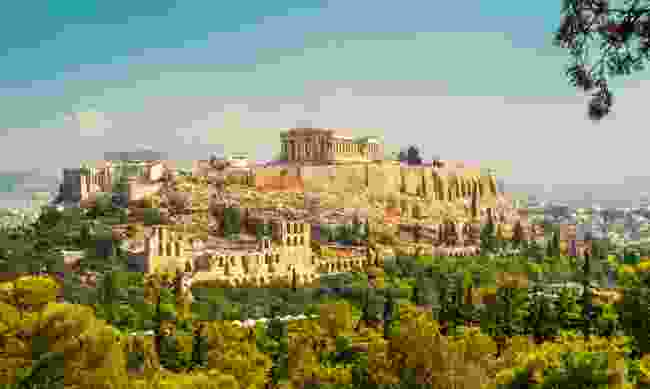 Acropolis of Athens (Shutterstock)