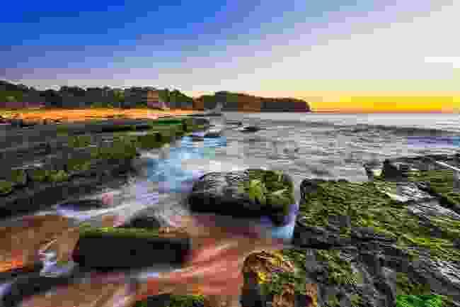 Turimetta beach at sunrise (Shutterstock)