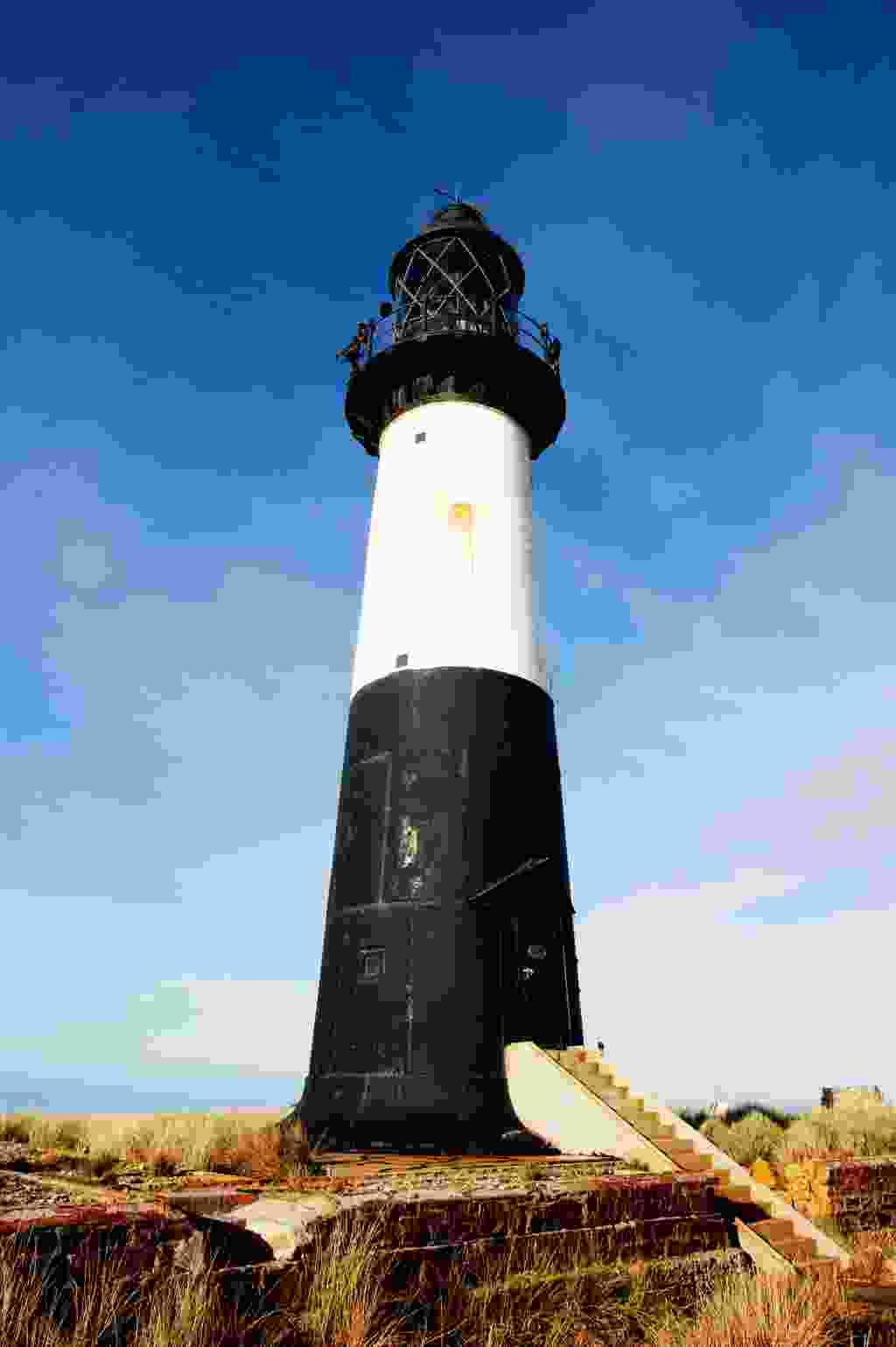 Lighthouse at Cape Pembroke, Port Stanley, Falkland Islands (Shutterstock)