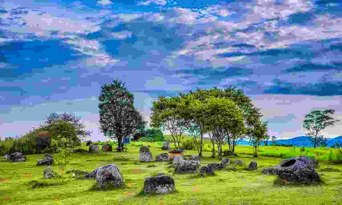 Plain of Jars, Laos (Shutterstock)
