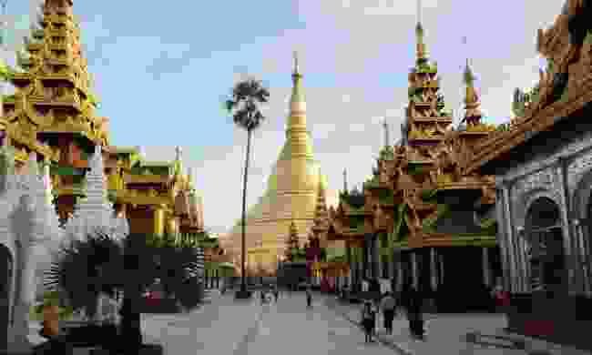 Shwedagon Pagoda, Yangon (Dreamstime)