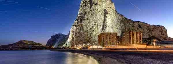The Rock, Gibraltar (Shutterstock)