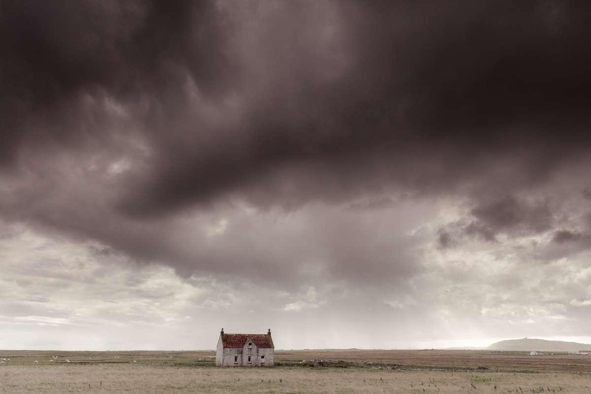House on the Isle of Tiree (Chris Orange)