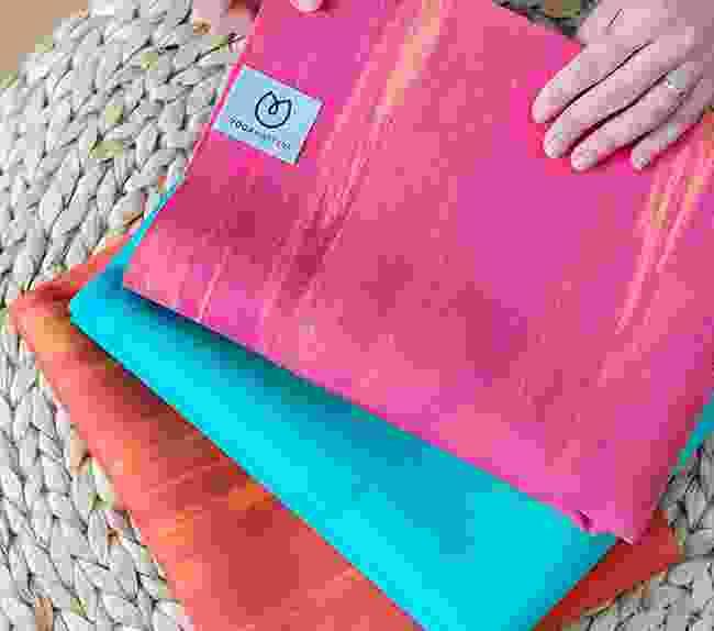 Eco Travel Yoga Mat