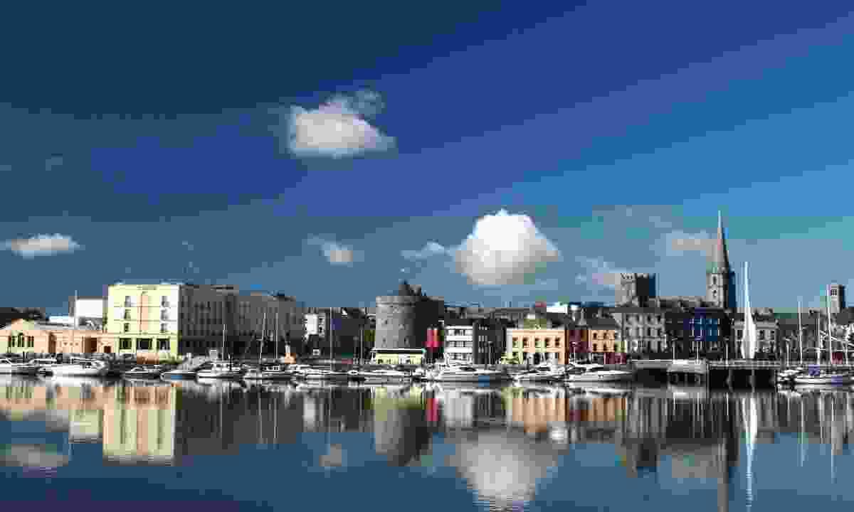 Waterford Quays (Toursim Ireland)