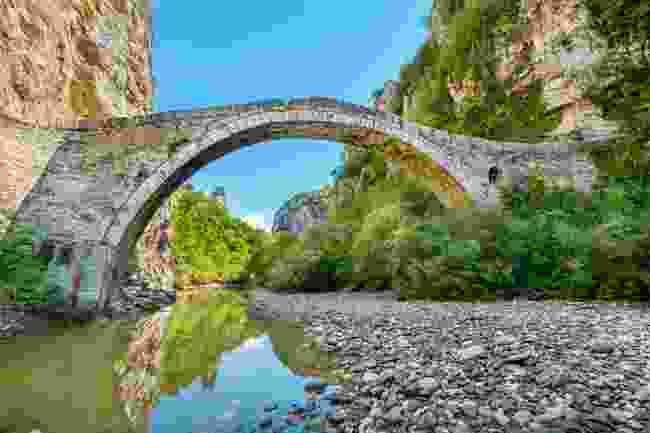 Voidomatis river, Zagori (Dreamstime)