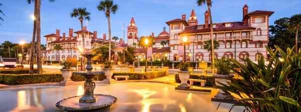St Augustine, Florida. USA (Shutterstock)