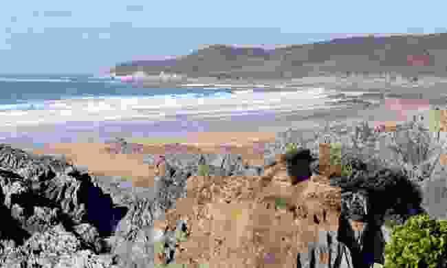 Barricane Beach, Devon (Shutterstock)