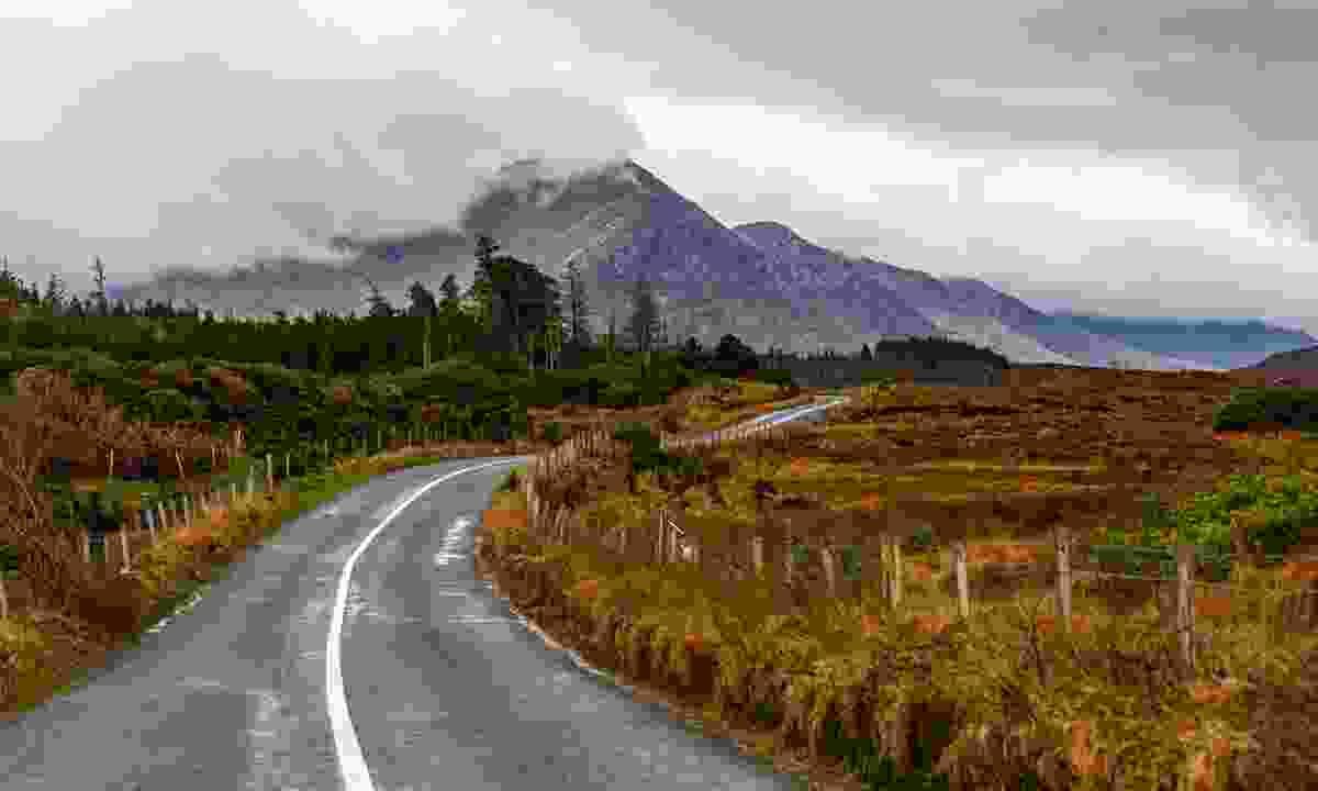 Wild Atlantic Way, Connemara (Shutterstock.com)
