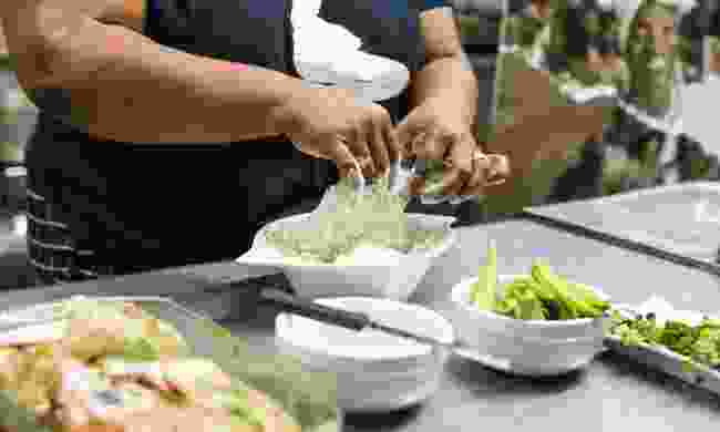 Sample Tobago's food (Tobago Tourism Agency Ltd)