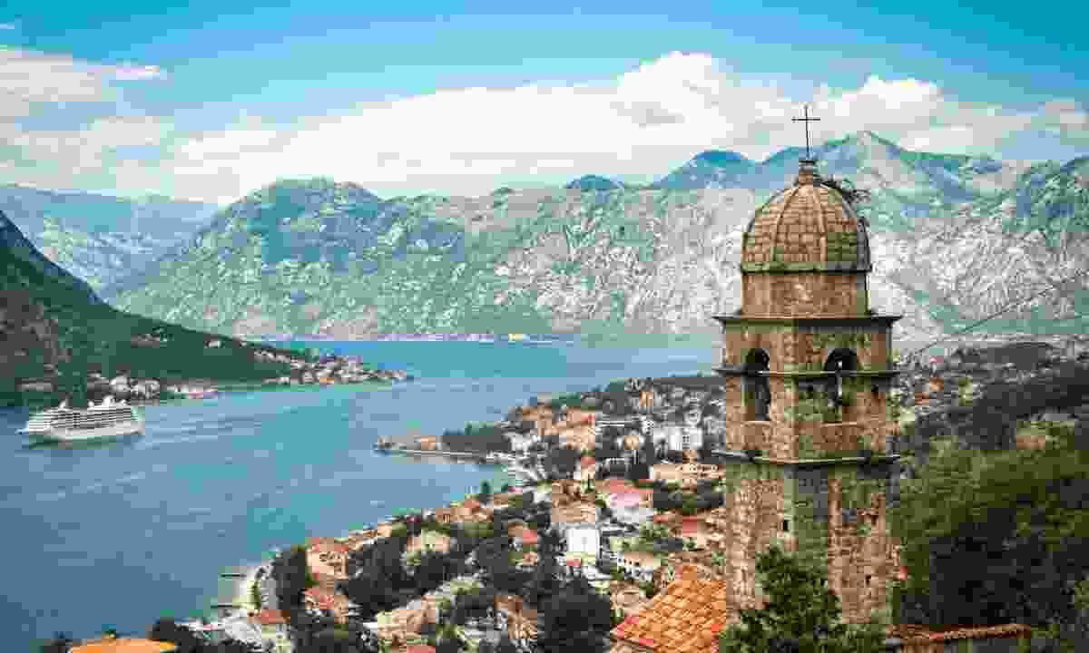 Kotor in Montenegro (Dreamstime)